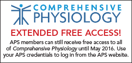 Comprehensive Physiology Free through May 2016