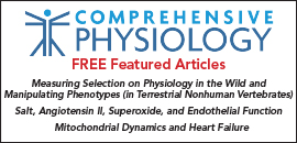 Comprehensive Physiology Featured Articles