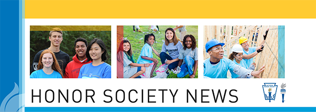 Honor Society News