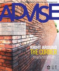 Advise magazine cover