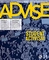 Advise magazine cover