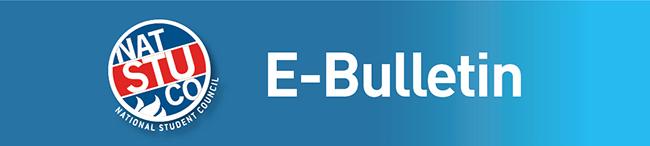 NatStuCo E-Bulletin